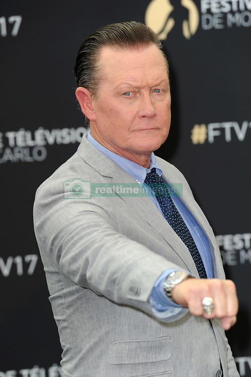 "Monte Carlo, 57th Festival of Television. Photocall ""Scorpio"" pictured: Robert Patrick"