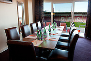 Interior photography at Blackpool FC hotel by North West Interior, Commercial  and Hospitality Photographer Ioan Said, LBIPP