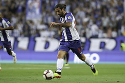 July 28, 2018 - Porto, Porto, Portugal - Porto's Portuguese midfielder Sergio Oliveira in action during the Official Presentation of the FC Porto Team 2018/19 match between FC Porto and Newcastle, at Dragao Stadium in Porto on July 28, 2018. (Credit Image: © Dpi/NurPhoto via ZUMA Press)