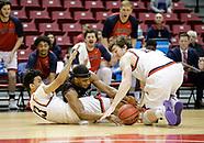 OC Men's Basketball vs Dallas Baptist University Conference Tournament - 3/4/2018
