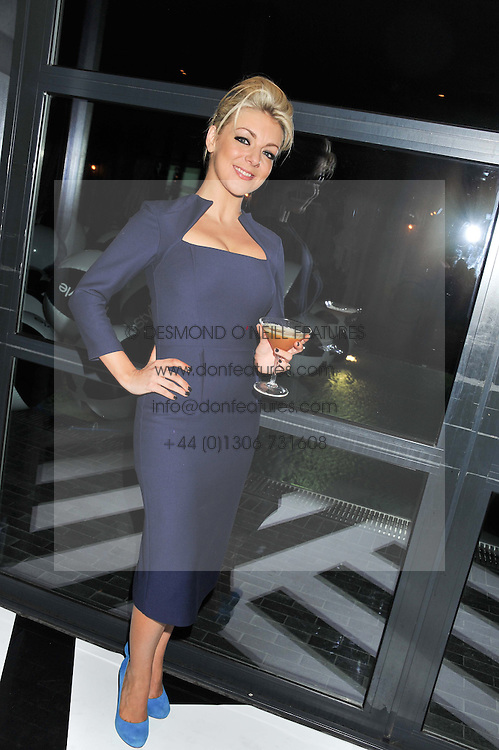 SHERIDAN SMITH at the InStyle Best of British Talent Event in association with Lancôme and Avenue 32 held at The Rooftop Restaurant, Shoreditch House, Ebor Street, London E1 on 30th January 2013.