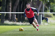 Dundee&rsquo;s Randy Wolters -  Dundee FC - Pre-season training at University Grounds, Riverside, Dundee, Photo: David Young<br /> <br />  - &copy; David Young - www.davidyoungphoto.co.uk - email: davidyoungphoto@gmail.com