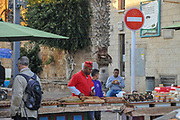 Israel, Acre street scene