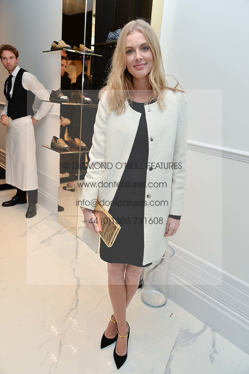 DONNA AIR at the launch of the new Giusepe Zanotti store in Conduit Street, London on 26th October 2016.