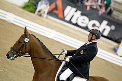 Lorquet Jose (BEL) - Junior du Pre<br /> Alltech FEI World Equestrian Games <br /> Lexington - Kentucky 2010<br /> © Hippo Foto - Leanjo de Koster