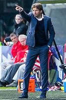 ALKMAAR - 01-05-2016, AZ - de Graafschap, AFAS Stadion, 4-1, De Graafschap coach Jan Vreman