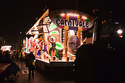 Carnivale, by Renegades CC, in the Bridgwater Guy Fawkes Carnival.