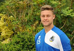 Bristol Rovers James Clarke - Photo mandatory by-line: Neil Brookman/JMP - Mobile: 07966 386802 - 02/07/2015 - SPORT - Football - Bristol - Friends Life Training Ground - Bristol Rovers Pre-Season Training