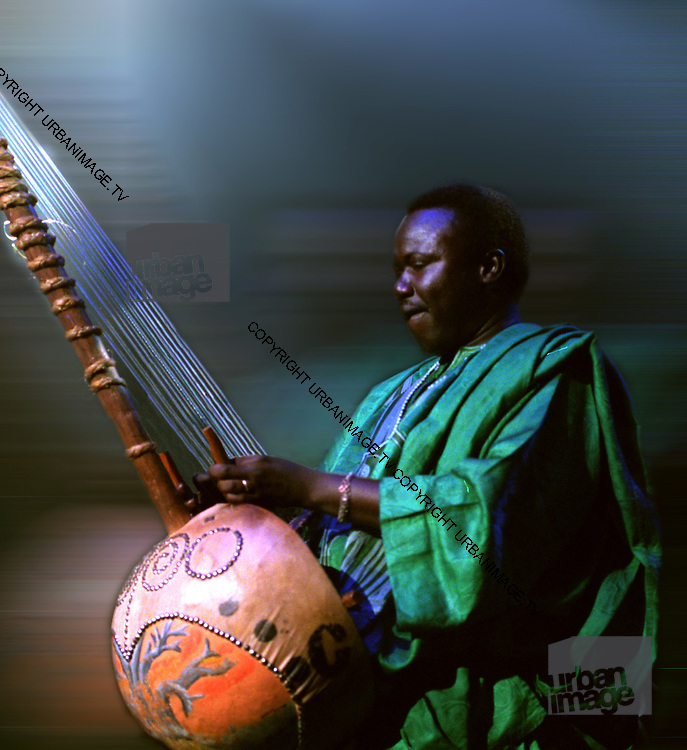 Kauding Cissoko - Kora player