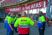ALKMAAR - 09-08-2015, AZ - Ajax, AFAS Stadion, 0-3,