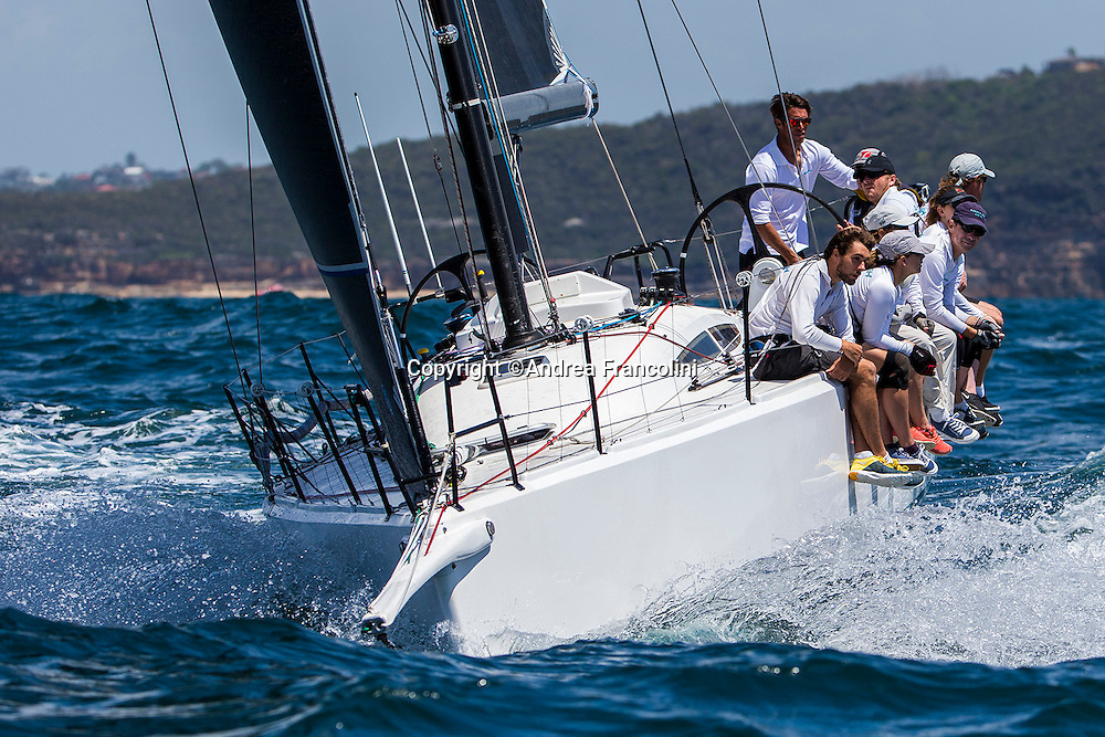 SAILING - CYC Trophy passage series 2016 - <br /> Cruising Yacht Club of Australia - 10/12/2016<br /> ph. Andrea Francolini/CYCA<br /> SWISH