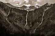 Avalance Lake at Glacier National Park