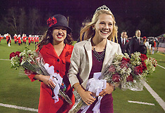 10/02/15 HS Football Bridgeport vs. Elkins (Homecoming)