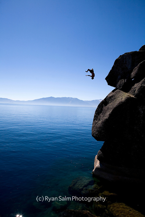 Cliff Diving<br />