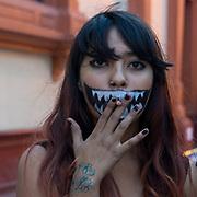 Oaxaca City, Dia de los Muertos