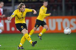 23-10-2009 VOETBAL: FC UTRECHT - RODA: UTRECHT<br /> Utrecht wint met 2-1 van Roda / Ruud Vormer<br /> ©2009-WWW.FOTOHOOGENDOORN.NL