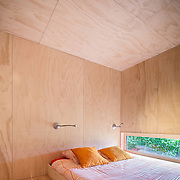 wooden home for travel