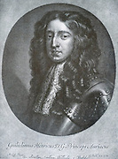 William III & II (4 November 1650 – 8 March 1702)[1] (Dutch: Willem III) was a sovereign Prince of Orange by birth. From 1672 he governed as Stadtholder William III of Orange (Dutch: Willem III van Oranje) over Holland, Zeeland, Utrecht, Guelders, and Overijssel of the Dutch Republic. From 1689 he reigned as William III over England and Ireland.,