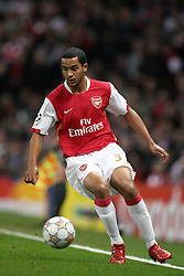 THEO WALCOTT.ARSENAL FC.ARSENAL V LIVERPOOL.THE EMIRATES STADIUM, ARSENAL, LONDON, ENGLAND.02 April 2008.DIS75712..  .WARNING! This Photograph May Only Be Used For Newspaper And/Or Magazine Editorial Purposes..May Not Be Used For, Internet/Online Usage Nor For Publications Involving 1 player, 1 Club Or 1 Competition,.Without Written Authorisation From Football DataCo Ltd..For Any Queries, Please Contact Football DataCo Ltd on +44 (0) 207 864 9121