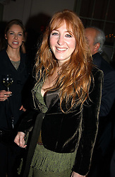 CHARLOTTE TILBURY at a party to celebrate the publication of Style by interior designer Kelly Hoppen held at 50 Cheyne Walk, London on 10th November 2004.<br />