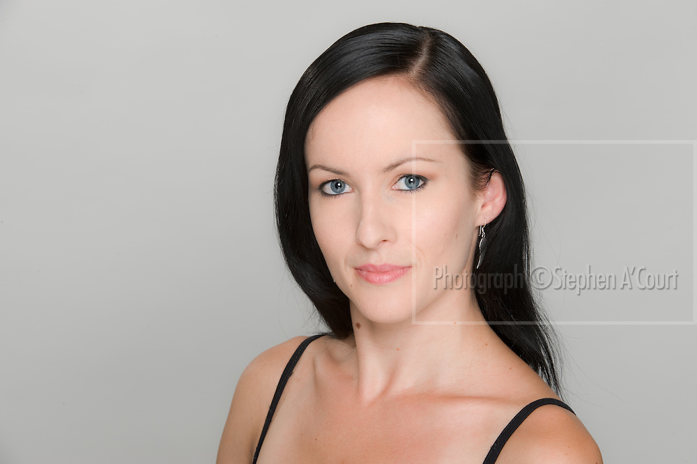 Headshots with Adriana Harper for the Royal NZ Ballet.