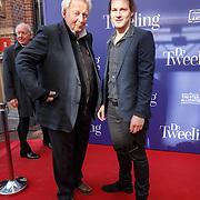 NLD/Amsterdam/20151011 - Inloop premiere De Tweeling, Guido Spek en Wim .....