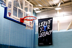 A general view of UEL Sports Dock, home to London Lions - Photo mandatory by-line: Robbie Stephenson/JMP - 10/04/2019 - BASKETBALL - UEL Sports Dock - London, England - London Lions v Bristol Flyers - British Basketball League Championship