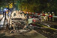 Car arson, Berlin-Steglitz 10.07.16