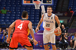 September 5, 2017 - Telaviv, Israel, Israel - Andrea Cinciarini of Italy during Erurobasket Group B a game between Italy vs Germany , Germany won 61-55, Telaviv 05//09/2017 (Credit Image: © Michele Longo/Pacific Press via ZUMA Wire)