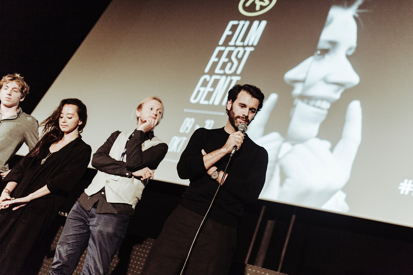 Film Fest Gent - Q&A Competition European Shorts