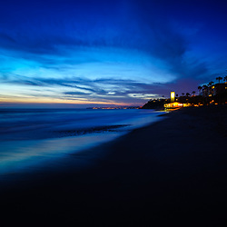 San Clemente California sunset high resolution photo. San Clemente is a popular coastal city in Orange County in Southern California in the United States of America. Copyright ⓒ 2017 Paul Velgos with All Rights Reserved.