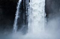Snoqualmie Falls closeup