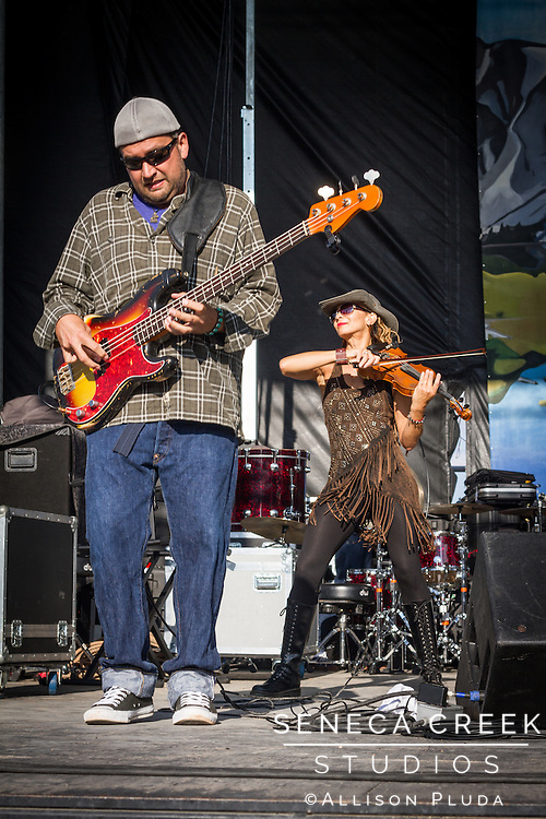 2014 Snowy Range Music Festival in Laramie, Wyoming