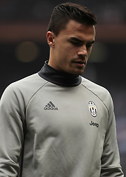 March 19, 2017 - Genoa, Italy - Emil Audero during warm up Serie A match between Sampdoria v Juventus, in Genova, on March 19, 2017  (Credit Image: © Loris Roselli/NurPhoto via ZUMA Press)