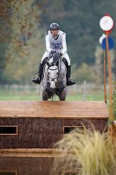 Klimke Ingrid, (GER), Weisse Duene<br /> Cross country<br /> Mondial du Lion - Le Lion d'Angers 2015<br /> © Dirk Caremans<br /> 17/10/15
