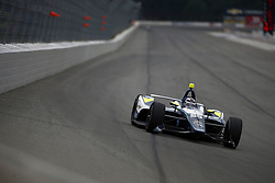 August 19, 2018 - Long Pond, Pennsylvania, United Stated - MAX CHILTON (59) of England battles for position during the ABC Supply 500 at Pocono Raceway in Long Pond, Pennsylvania. (Credit Image: © Justin R. Noe Asp Inc/ASP via ZUMA Wire)
