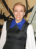 Amanda Abbington, Specsavers Crime Thriller Awards, Grosvenor House Hotel, London UK, 24 October 2014, Photo by Richard Goldschmidt