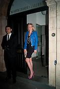NADJA SWAROVSKI;  Swarovski Whitechapel Gallery Art Plus Opera,  An evening of art and opera raising funds for the Whitechapel Education programme. Whitechapel Gallery. 77-82 Whitechapel High St. London E1 3BQ. 15 March 2012