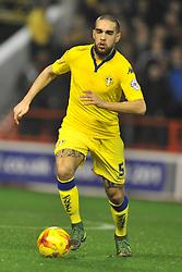 Giuseppe Bellusci Leeds United, Nottingham Forest v Leeds United, Sky Bet Championship, City Ground, Sunday 27th December 2015