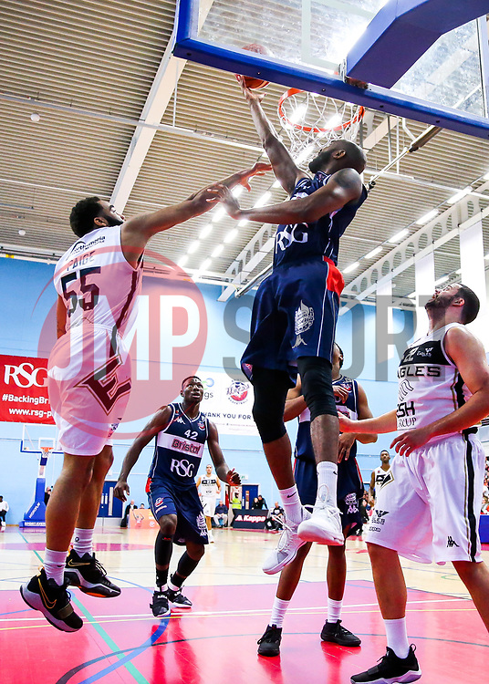 Brandon Boggs of Bristol Flyers - Rogan/JMP - 06/01/2018 - BASKETBALL - SGS Wise Arena - Bristol, England. - Bristol Flyers v Newcastle Eagles - British Basketball League.