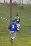 MCHS Varsity Baseball vs Rappahannock on Friday, April 22, 2005.