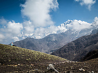 Annapurna Range Views from Khopra Ridge