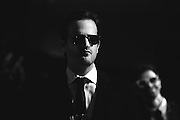 Richard Speight Jr at the Dick And Matt Pack Karaoke show, Salute to Supernatural Las Vegas 2014