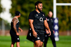 Billy Vunipola - Mandatory by-line: Ryan Hiscott/JMP - 24/09/2018 - RUGBY - Clifton College - Bristol, England - England Rugby - England Rugby Training