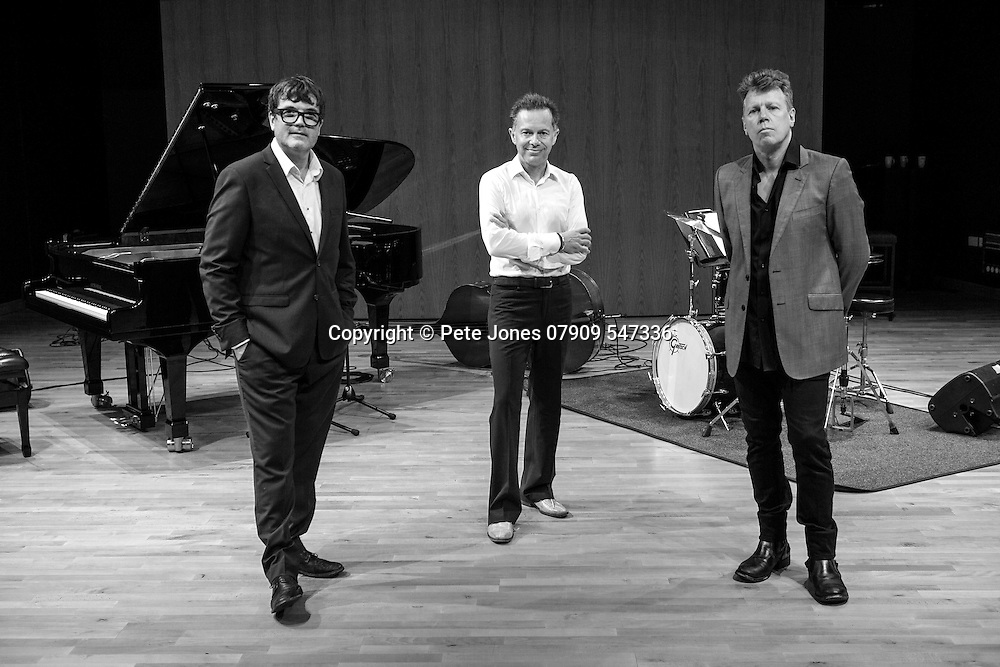 Dominic Alldis Jazz Trio;<br /> Birley Arts Centre;<br /> Eastbourne, East Sussex;<br /> 13th September 2016<br /> <br /> © Pete Jones<br /> pete@pjproductions.co.uk