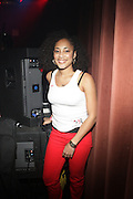 Amanda Diva at The ROOTS Present the Jam produced by Jill Newman Productions held at Highline Ballroom on April 29, 2009 in New York City