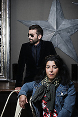 Marjane Satrapi and Vincent Paronnaud, May 2010