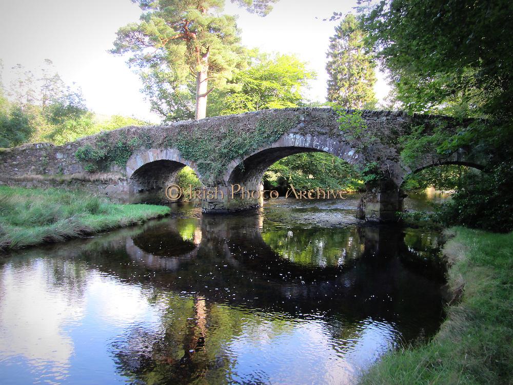 6 - Derrybawn Bridge, Laragh. co.Wicklow – 1700