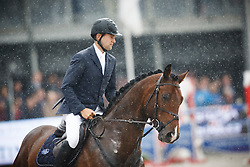 Ehrens Robert (NED) - Chacco Me Biolley<br /> Final 5 years<br /> FEI World Breeding Jumping Championships for Young Horses - Lanaken 2014<br /> © Dirk Caremans