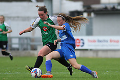 WNL: Limerick WFC 1 - 9 Peamount Utd : 8th July 2018